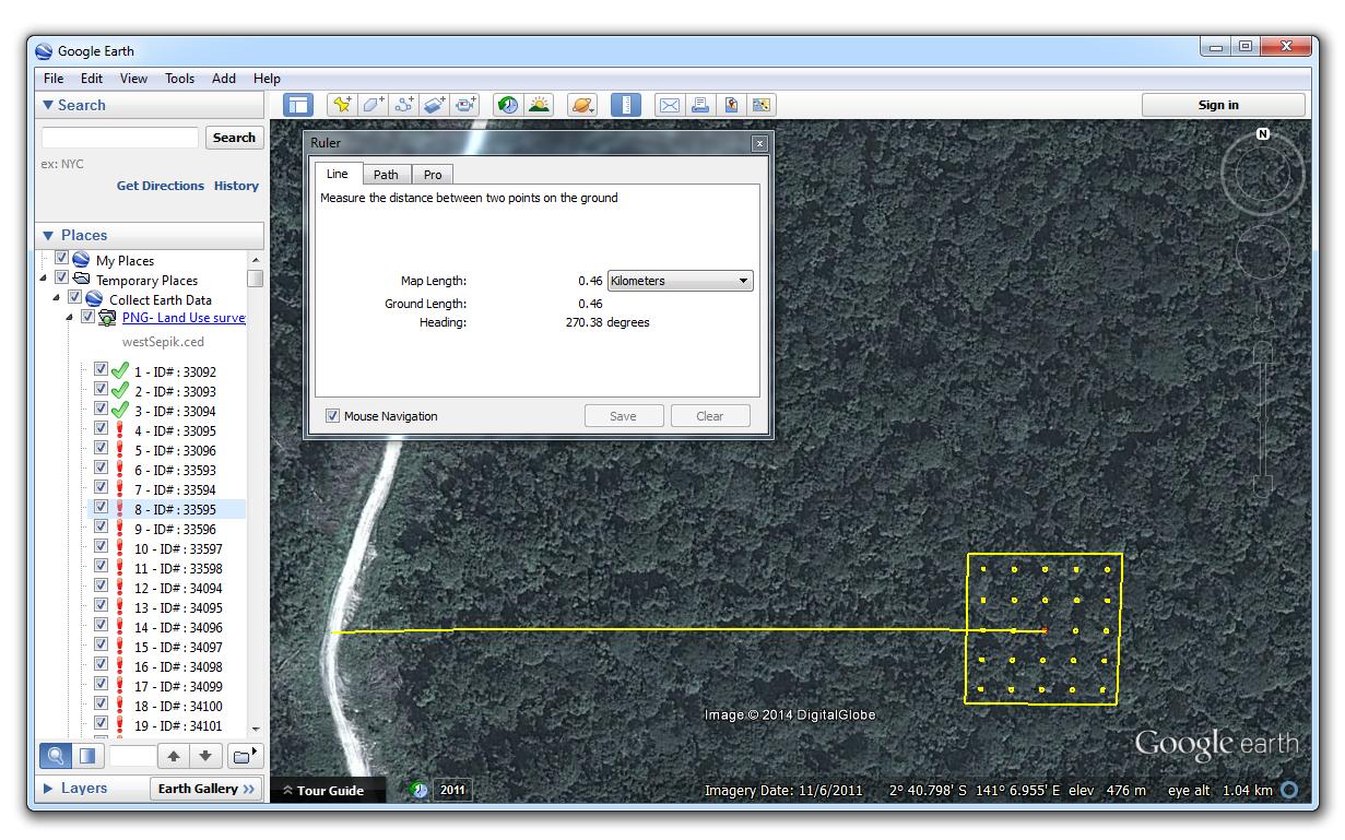 Assessing Land Use: Open Foris